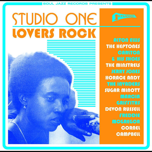 Soul Jazz Records presents - STUDIO ONE Lovers Rock (LP) Soul Jazz Records