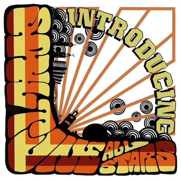 Soul Tune Allstars - Introducing (LP) Soul Tune Records