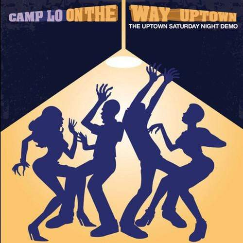 Camp Lo - On The Way Uptown (CD) Soundblock/Persia Records