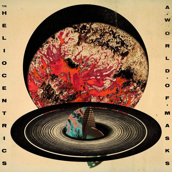 The Heliocentrics - A World Of Masks (LP - 180 Gram Gold Vinyl) Soundway Records