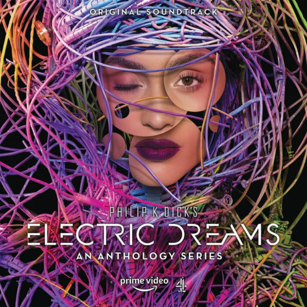 Various Artists - Philip K. Dick's Electric Dreams: Soundtrack (LP - Electric Blue Colored Vinyl) SPACELAB9