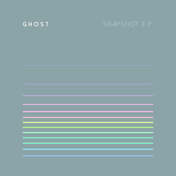 Ghost - Snapshot E.P. (Digital) Spectrum Records