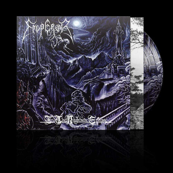 Emperor - In The Nightside Eclipse (LP - Picture Disc) Spinefarm
