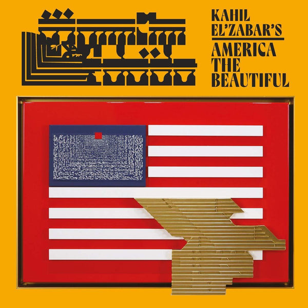 Kahil El'Zabar - Kahil El'Zabar's America The Beautiful (LP) Spiritmuse Records