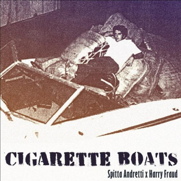 Curren$y & Harry Fraud - Cigarette Boats (LP) SRFSCHL