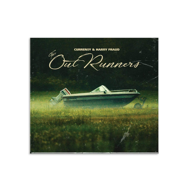 Curren$y & Harry Fraud - The OutRunners (CD) SRFSCHL