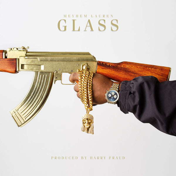 Meyhem Lauren - Glass (CD + Instrumentals) SRFSCHL