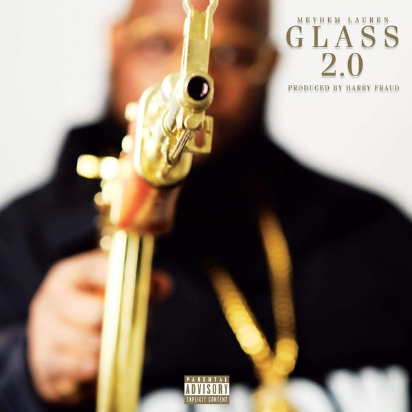 Meyhem Lauren & Harry Fraud - Glass 2.0 (CD) SRFSCHL