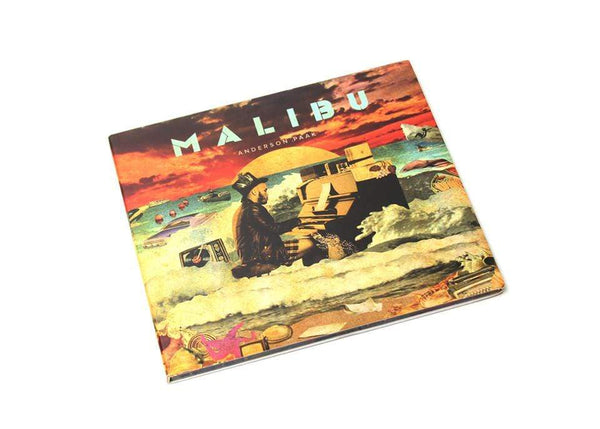 Anderson .Paak - Malibu (CD) Steel Wool/OBE