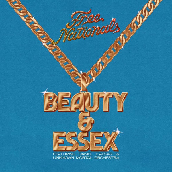 "The Free Nationals - Beauty & Essex (12"") Steel Wool/OBE"