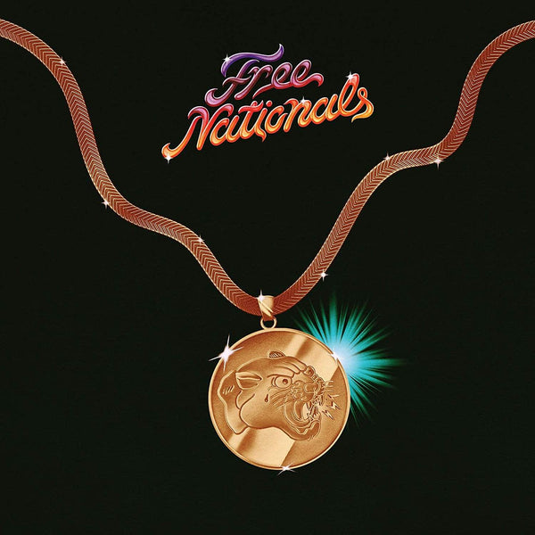 The Free Nationals - Free Nationals (2xLP - Gold Vinyl) Steel Wool/OBE