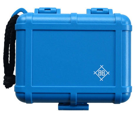 Black Box (Cartridge Case - Blue Edition) Stokyo