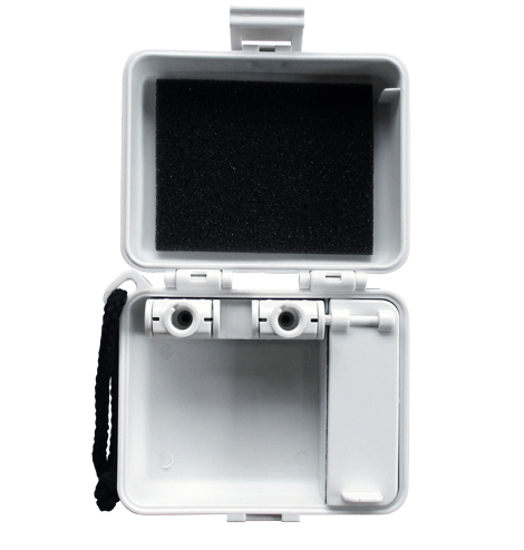 Black Box (Cartridge Case - White Edition) Stokyo