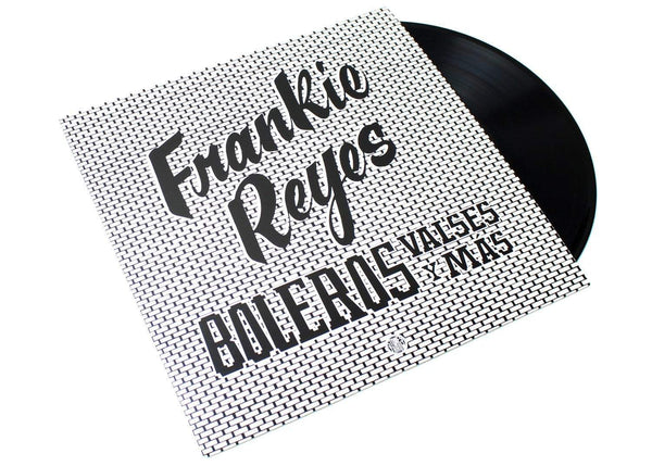 Frankie Reyes - Boleros Valses y Mas (LP + Download Card) Stones Throw