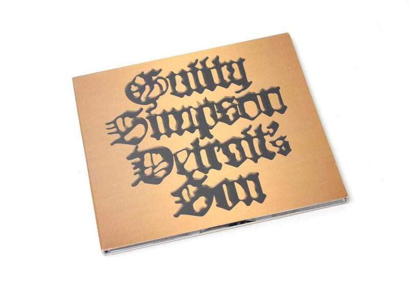 Guilty Simpson - Detroit's Son (CD) Stones Throw