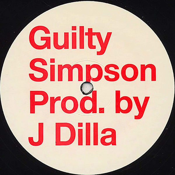 "Guilty Simpson - Stress (12"") Stones Throw"