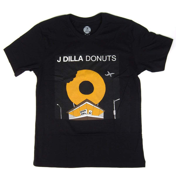 J Dilla - Donuts (T-Shirt) Stones Throw