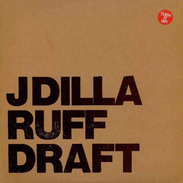 J Dilla - Ruff Draft (LP) Stones Throw