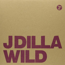 "J Dilla - Wild (12"" w/Sleeve) Stones Throw"