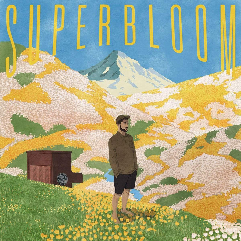 Kiefer - Super Bloom/Bridges (LP) Stones Throw