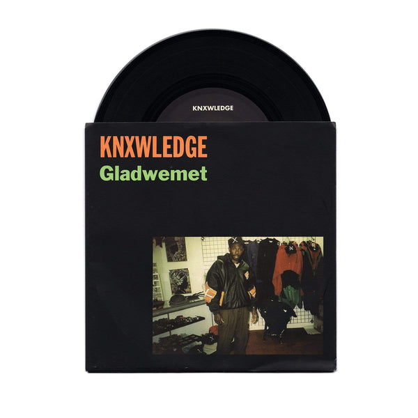 "Knxwledge - Gladwemet (7"") Stones Throw"