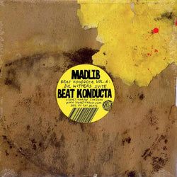 Madlib - Beat Konducta, Vol. 6: Dil Withers Suite (LP) Stones Throw