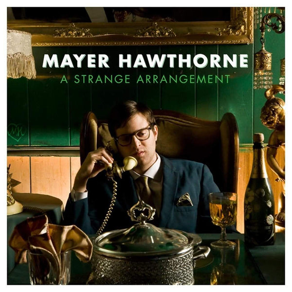 Mayer Hawthorne - A Strange Arrangement (2xLP) Stones Throw