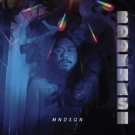 Mndsgn - Body Wash (Cassette) Stones Throw