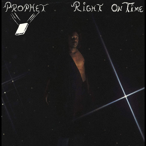 "Prophet - Right on Time b/w Tonight (7"") Stones Throw"