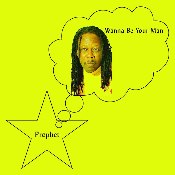 Prophet x MNDSGN - Wanna Be Your Man (LP) Stones Throw