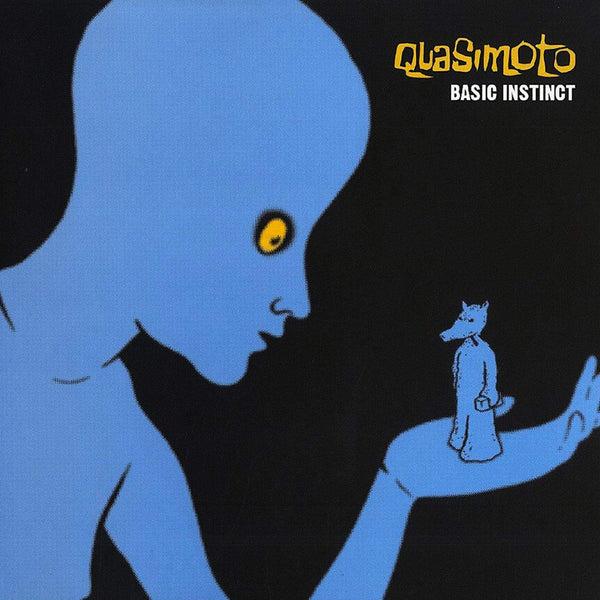 "Quasimoto - Basic Instinct (12"") Stones Throw"