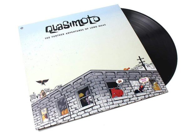 Quasimoto - The Further Adventures of Lord Quas (2xLP) Stones Throw