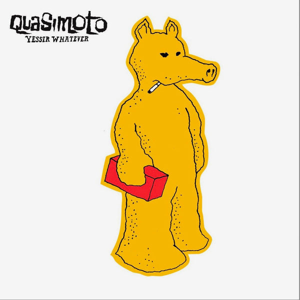 Quasimoto - Yessir Whatever (LP + Download Card) Stones Throw