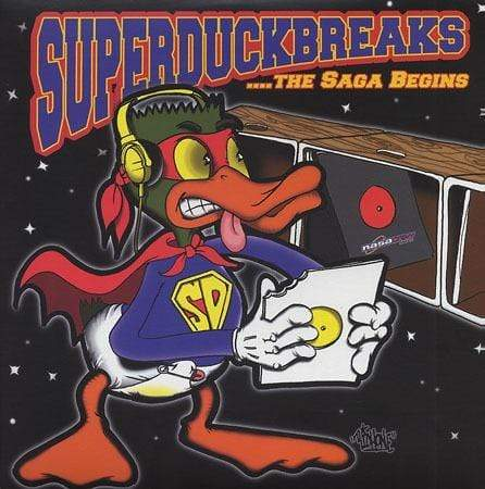 "Super Duck Breaks (12"") Stones Throw"