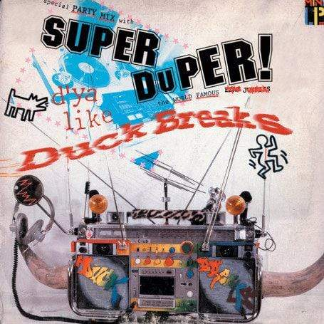 "Super Duper Duck Breaks (12"") Stones Throw"