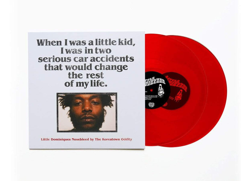 The Koreatown Oddity - Little Dominiques Nosebleed (2xLP - Limited Red Vinyl) Stones Throw
