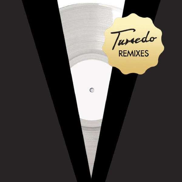Tuxedo - Tuxedo Remixes (EP - Clear Vinyl) Stones Throw