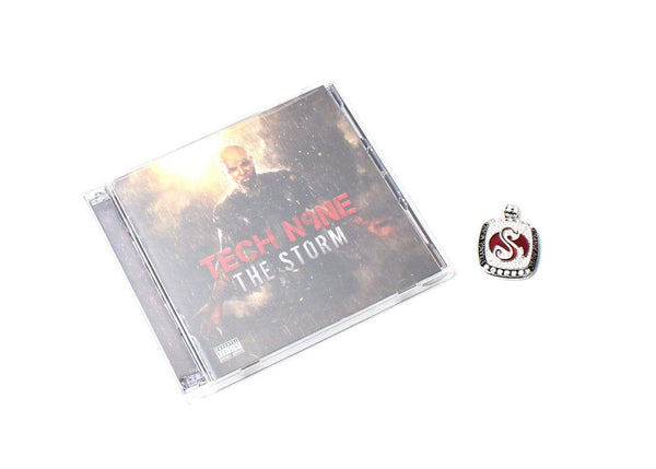 Tech N9ne - The Storm: Deluxe Edition (2xCD) Strange Music