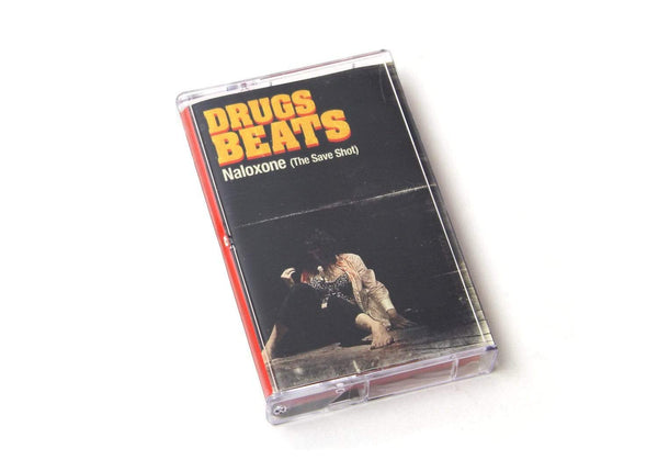 DRUGS BEATS - Naloxone (The Save Shot) (Cassette) Street Corner Music