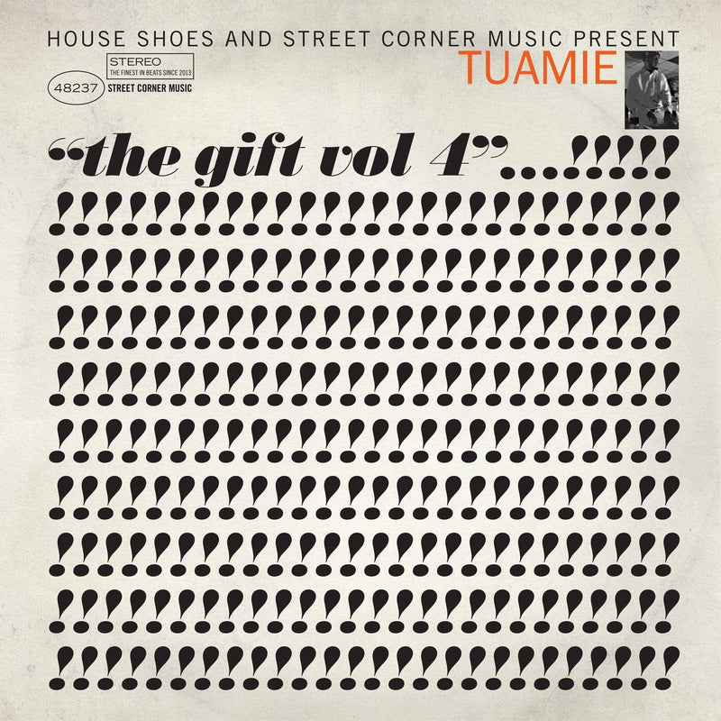 House Shoes Presents: The Gift: Volume Four - Tuamie (Cassette) Street Corner Music