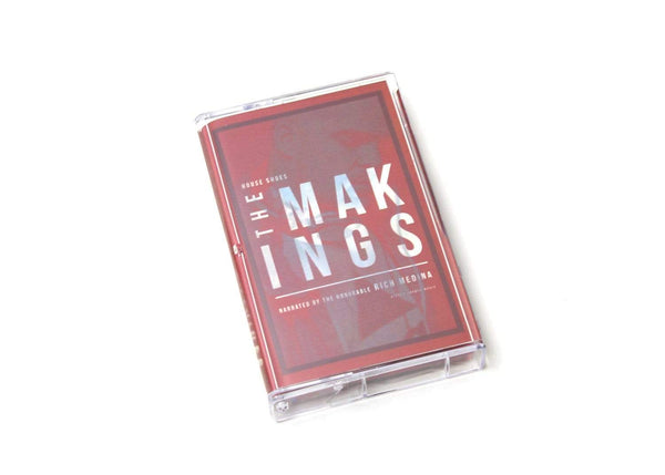 House Shoes - The Makings (Cassette) Street Corner Music