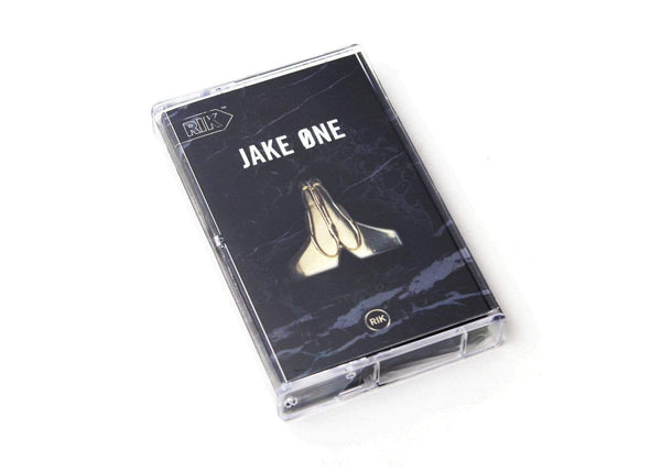 Jake One - Prayer Hands (Cassette) Street Corner Music