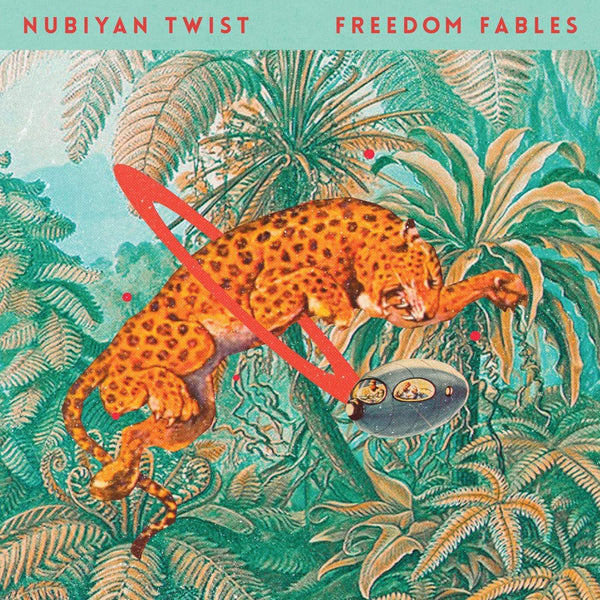 Nubiyan Twist - Freedom Fables (LP - INDIE EXCLUSIVE GREEN VINYL) STRUT