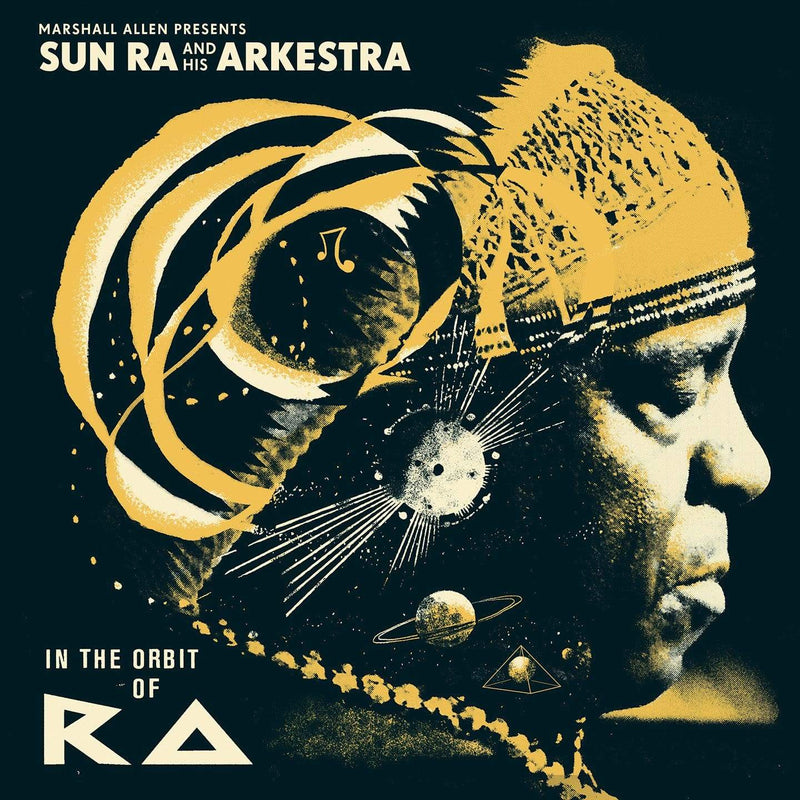 Sun Ra And His Arkestra - In The Orbit Of Ra (2xLP + Bonus 2xCD) STRUT