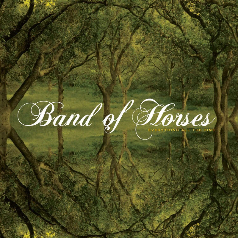 Band Of Horses - Everything All The Time (LP) Sub Pop