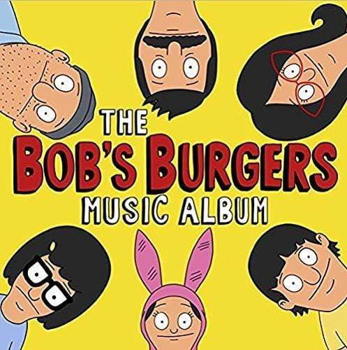 "Bob's Burgers - The Bob's Burgers Music Album (3xLP + 7"" - ""Condiment"" Colored Vinyl + Lyric & Art Book) Sub Pop"