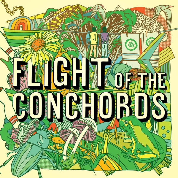 Flight Of The Conchords - Flight Of The Conchords (Cassette) Sub Pop