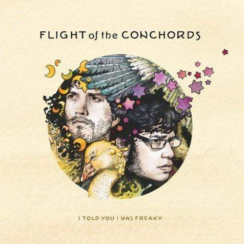 Flight Of The Conchords - I Told You I Was Freaky (Cassette) Sub Pop