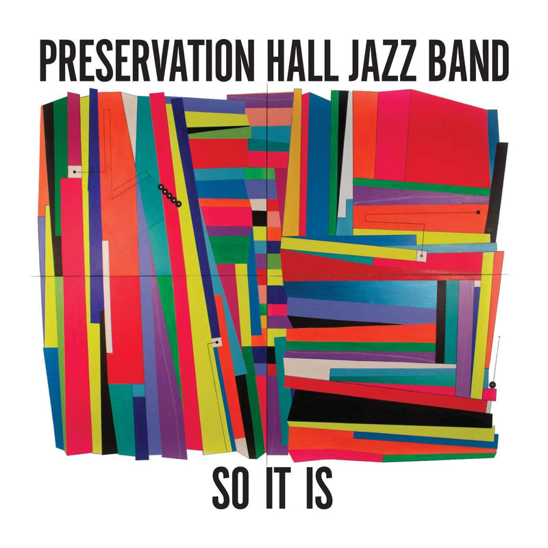 Preservation Hall Jazz Band - So It Is (LP) Sub Pop