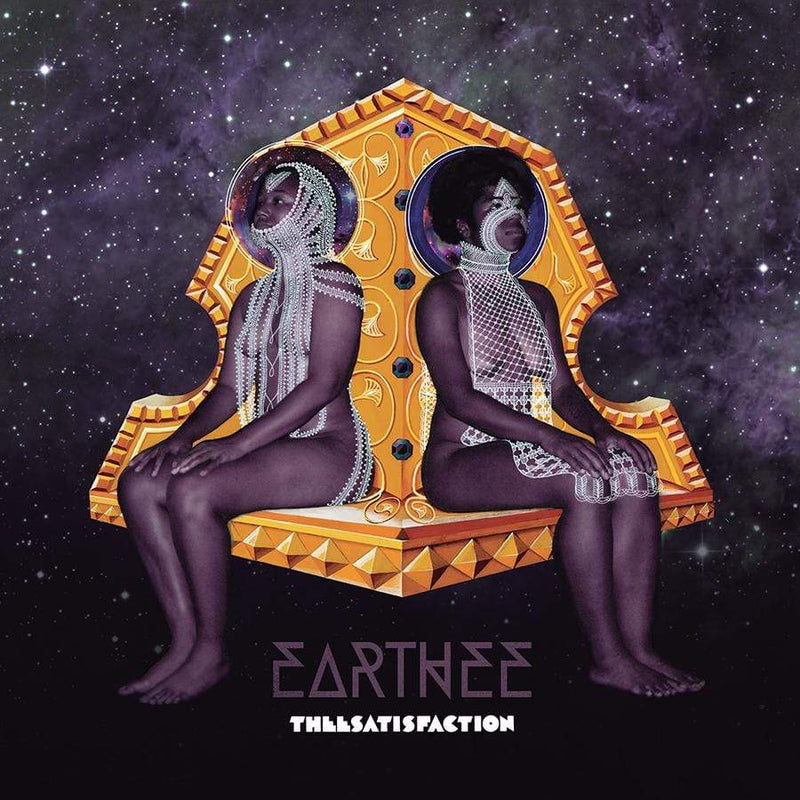 THEESatisfaction - EarthEE (LP + Download Card) Sub Pop